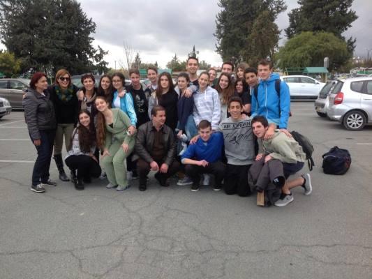 Εκπαιδευτική επίσκεψη στην Κύπρο