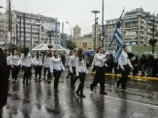 Παρέλαση 25ης Μαρτίου 2015